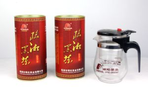 800g Chocolate Hunan Dark Tea (pressie) pictures & photos