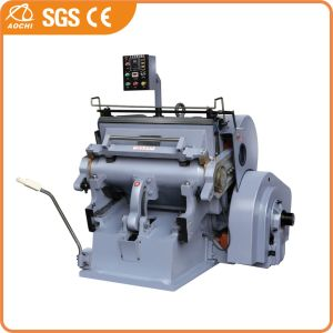 Cardboard Die Cutting & Creasing Machine (ML750/ML-930/ML1040) pictures & photos