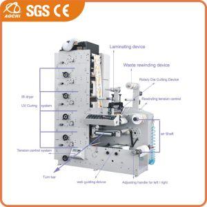Multi-Colors Flexographic Printing Machine (AC320-6B) pictures & photos