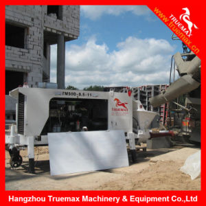 Expert Supplier Hydraulic Concrete Pump pictures & photos