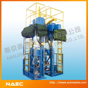 Double Sided Automatic Welding Machine (Tank Welder)