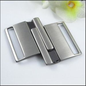 Custom Factory Metal Buckles for Garment, Bags and Belts pictures & photos
