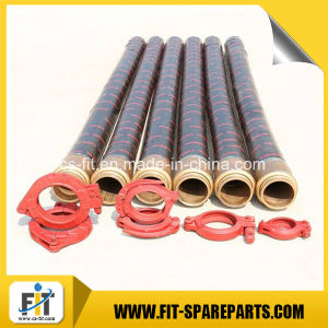 Steel Wire Spiral High Pressure Concrete Pump Ending Hose pictures & photos