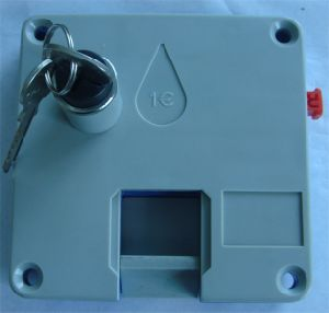 Coin Operated Lock, Locker Lock, Coin Lock, Furniture Lock, Al-1201 pictures & photos