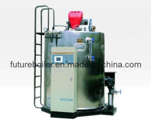 Chinese Natural Gas or LPG Steam Boiler pictures & photos