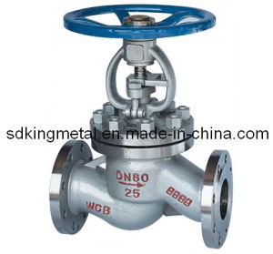 300lbs Cast Steel Globe Valve pictures & photos