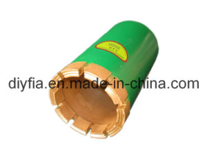 Double Pipe Core Drill Bit (DFY-DH101)