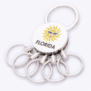 Promotional Mexico Gift Key Ring Metal Souvenir (BK11323) pictures & photos