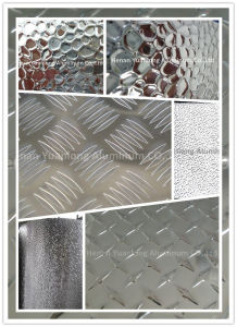 1060 High Quality Stucco Embossed Aluminum Sheet