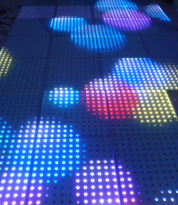 12*12 Pixels LED Interactive Dance Floors pictures & photos