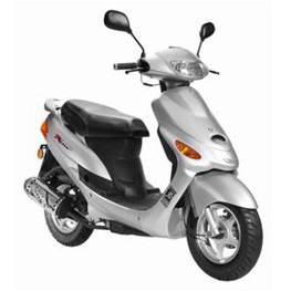 Gas Scooter (YL50QT-16(1)) pictures & photos