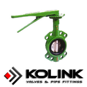 Concentric Butterfly Valve in Di, Ci pictures & photos
