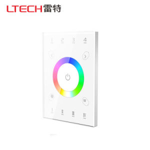 RGBW Touch Panel Controller Ux8 pictures & photos