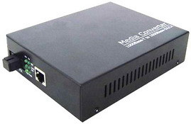 Single Fiber Gigabit Media Converter