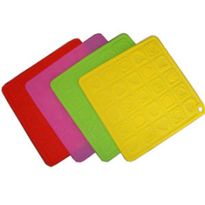Silicone Mat, Placemat, Table Mat (HP2026)