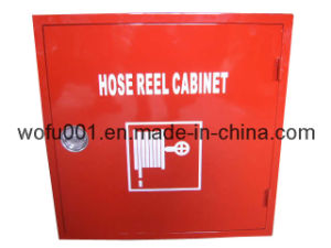 Fire Hose Reel Cabinet with Reel 700*700*220mm pictures & photos