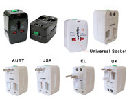 Travel Adapter (GF-931L)