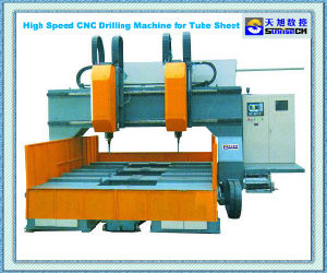 Pressure Vessel CNC Drilling Machine for Tube Sheet