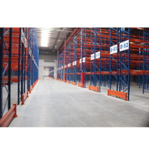 Power Coated Warehouse Pallet Storage Rack pictures & photos