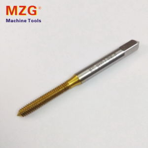 ISO Spiral Manual Straight Flute Taper Pipe Screw Threading Tap pictures & photos
