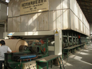 1092mm Guangmao Small Model High Quality Craft Paper Making Machinery pictures & photos