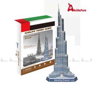 Khalifa Tower Dubai -3D Puzzle (LPT-03)