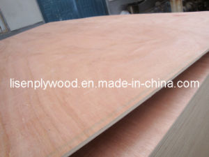 3.6mm Teak/Maple/Oak/Cherry/Beech Veneer Fancy Plywood for Decoration