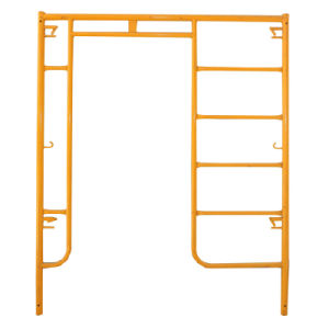 Walk Through Frame Scaffolding Painted pictures & photos