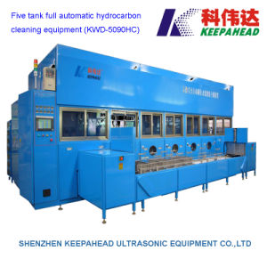 Keepahead Multi Stage Hydrocarbon Cleaning Machine Ultrasonic Cleaning Equipment