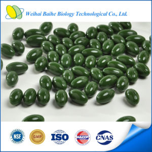 Body slimming Aloe Vera Softgel Soft Capsule 500mg pictures & photos