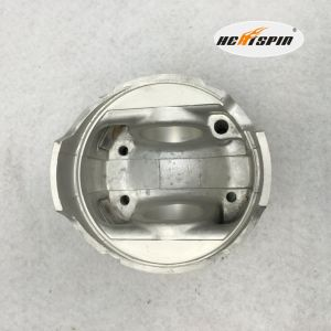 Engine Piston for Mitsubishi 4D34t with Oil Gallery Alfin Me220472 pictures & photos
