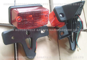 Motorcycle Parts-Jh125 Tail Light, Len