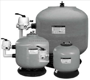 Swimming Pool Emaux Side-Mount Sand Filter System