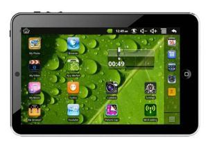7 Inch Android 2.2 VIA8650 Tablet PC 800MHz 256MB/2GB