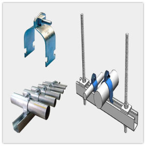 Universal Rigid Strut Clamp with Bolt and Nut pictures & photos