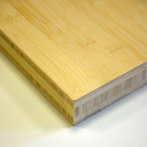40mm Solid Bamboo Board pictures & photos