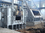 15t Aluminum Melting Furnace and Maintaining Oven Block