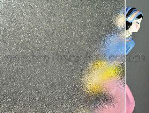 Clear Patterned Glass (Nashiji) (BRG001)
