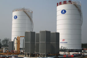 Cryogenic Liquid Cluster Tanks - 2