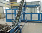Professional Continuous Waste Plastic Recycling Machine with CE, ISO, SGS pictures & photos