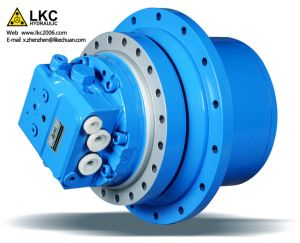 Kobelco Series Hydraulic Motor for 7t~9t Track Excavator pictures & photos