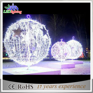 Festive Home Decoration Waterproof LED Christmas Ball Light pictures & photos