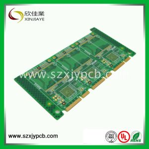 Multilayer PCB with Hard Gold Plating (XJYPCB-LC30) pictures & photos