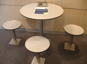 Compact Laminate Table