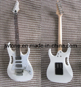 Mop Flower Vine Inlay Floydrose Electric Guitar pictures & photos