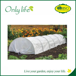 Onlylife Customized Transparent Insect Free Vegetable Fleece Grow Tunnel pictures & photos