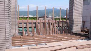 Wood Plastic Composite Floor, Laminated Flooring pictures & photos