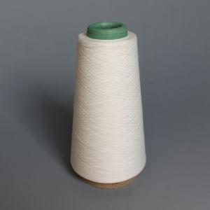Polyester Spun Yarn-Raw White Virgin pictures & photos