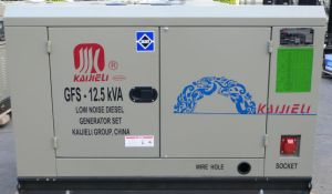 Diesel Generator Set pictures & photos