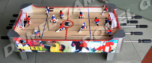 Table Rod Hockey Table (DHR4A31) pictures & photos